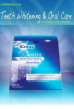 Category Crest Whitening Strips